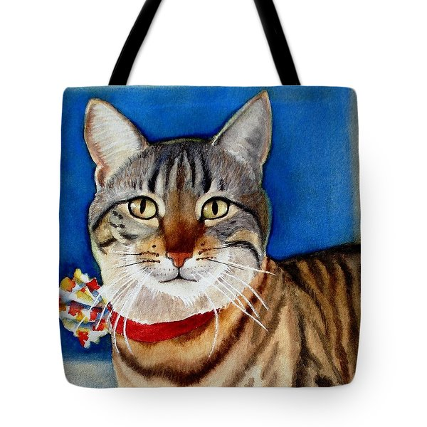 Ginger Tote Bag by Marilyn Jacobson