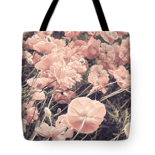 Ginger Poppies II Tote Bag