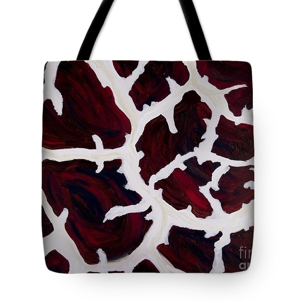 Giraffes Coat Tote Bag