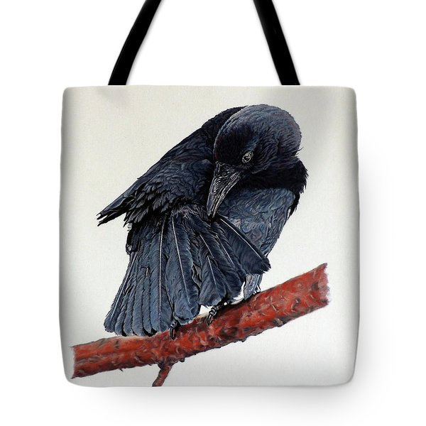 Girdie Tote Bag by Linda Becker