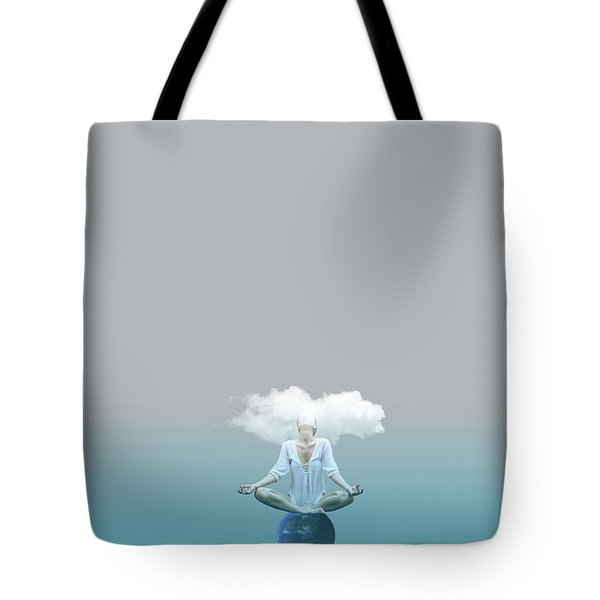 Girl In Soul Tote Bag