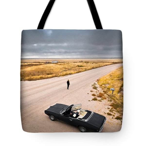 Girl Of The Golden West Tote Bag