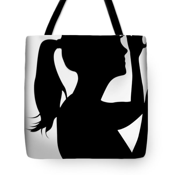 Girl_01 Tote Bag
