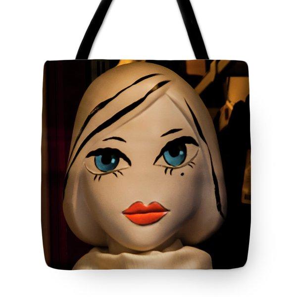 Girl_03 Tote Bag