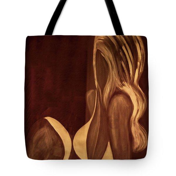 Girl_05 Tote Bag