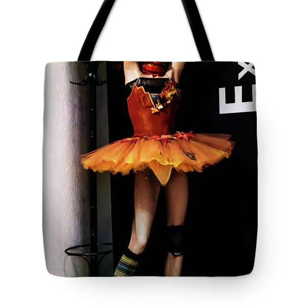 Girl_07 Tote Bag