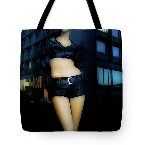 Girl_08 Tote Bag