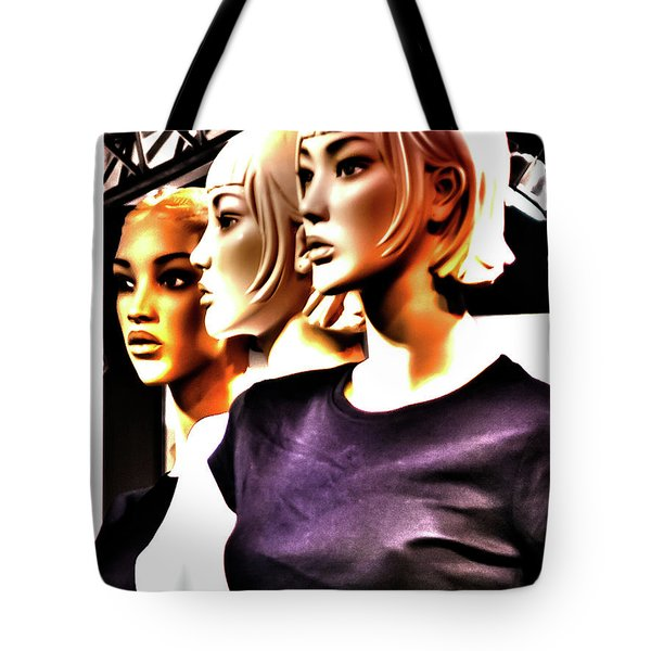 Girls_09 Tote Bag