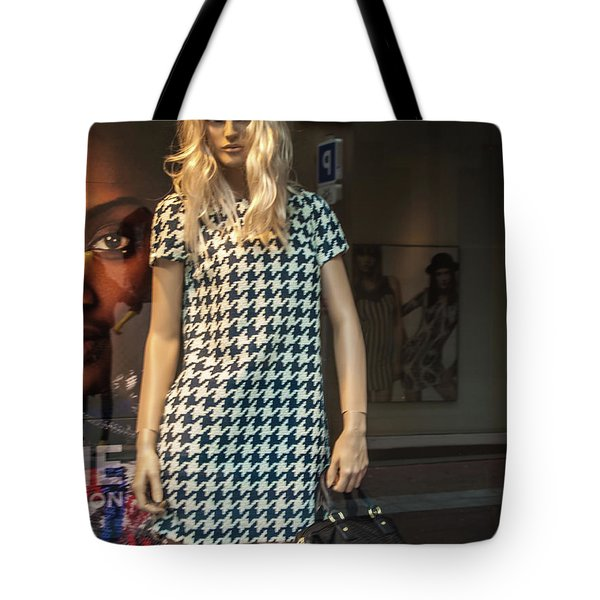 Girl_10 Tote Bag