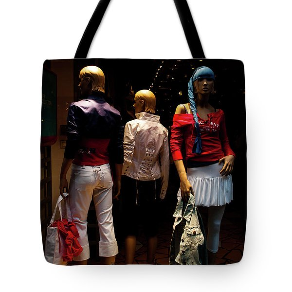 Girls_01 Tote Bag
