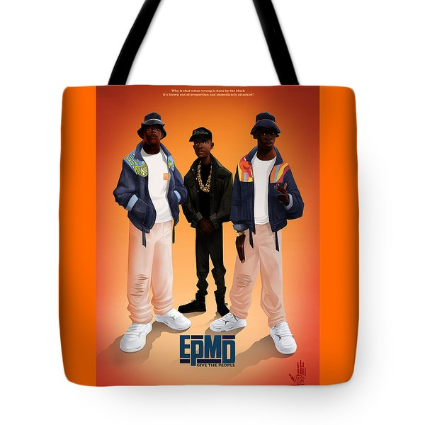 Give The People Tote Bag