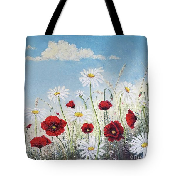 Give Me A Daisy Tote Bag