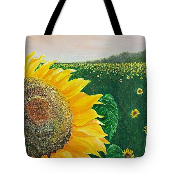 Giver Of Life Tote Bag by Susan DeLain