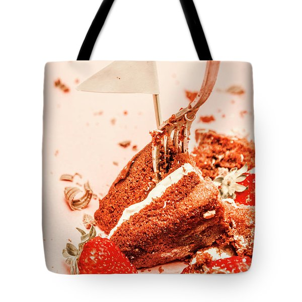 Giving In Tote Bag