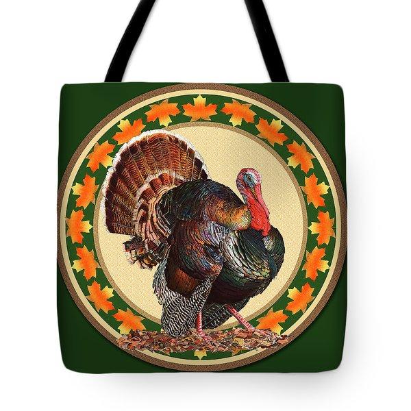 Giving Thanks Tote Bag