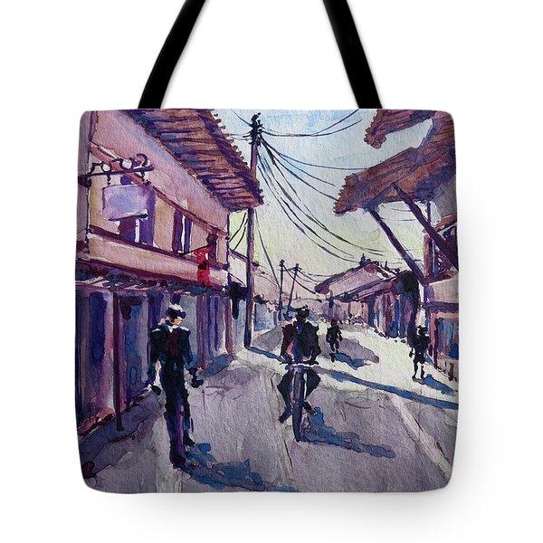 Gjakova Tote Bag by Geni Gorani