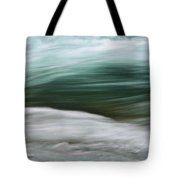 Glacial Tears Tote Bag