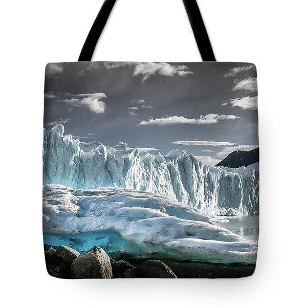 Glaciar 74 Tote Bag