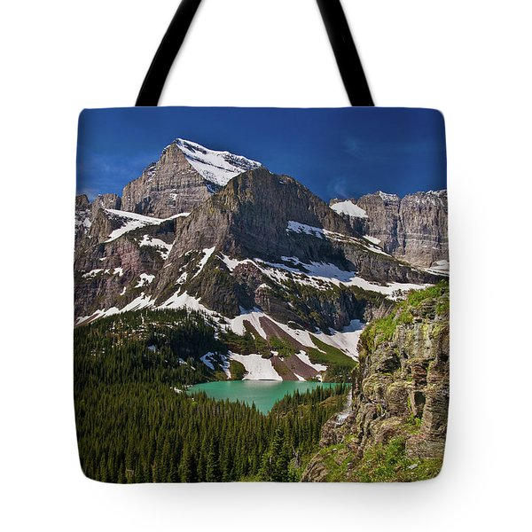 Glacier Backcountry 2 Tote Bag
