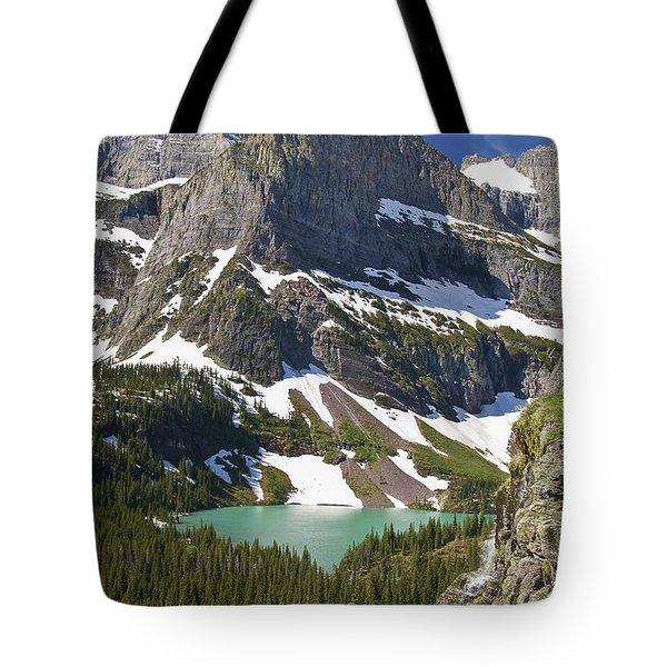 Glacier Backcountry Tote Bag