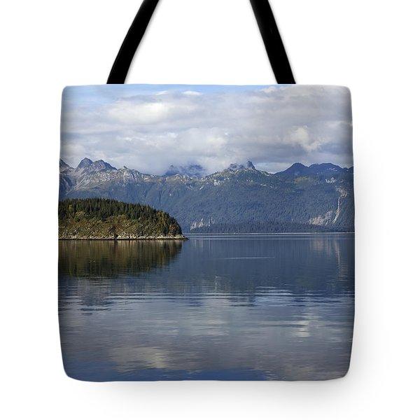 Glacier Bay 10 Tote Bag