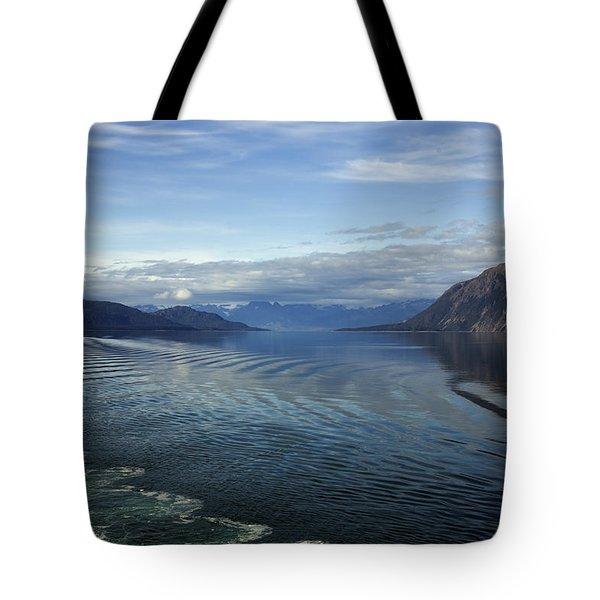 Glacier Bay 7 Tote Bag