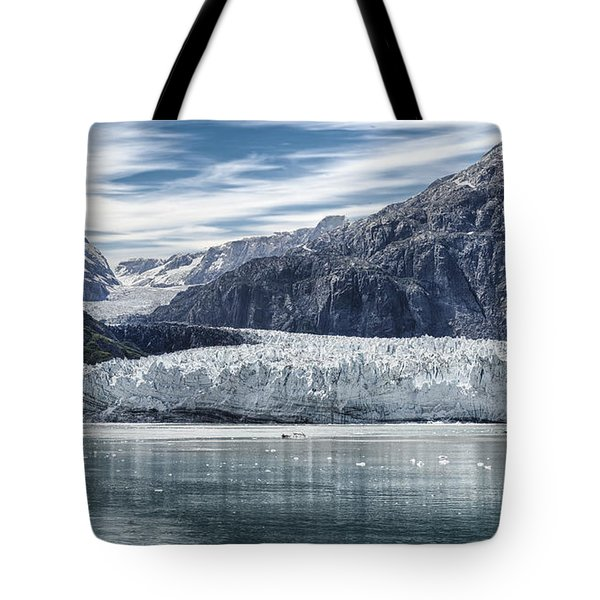 Glacier Bay Alaska Tote Bag by Gary Warnimont