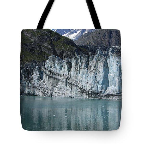 Glacier Bay Majesty Tote Bag
