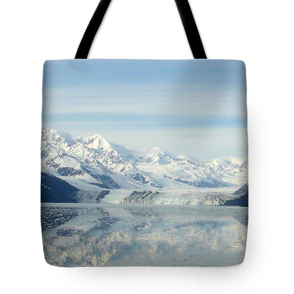 Glacier Bay Reflections Tote Bag