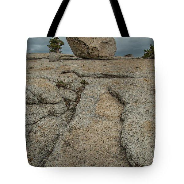 Glacier Erratic Tote Bag