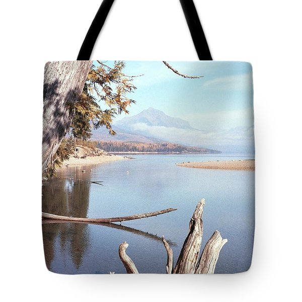 Glacier National Park 3 Tote Bag