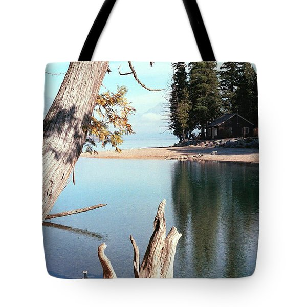 Glacier National Park 4 Tote Bag