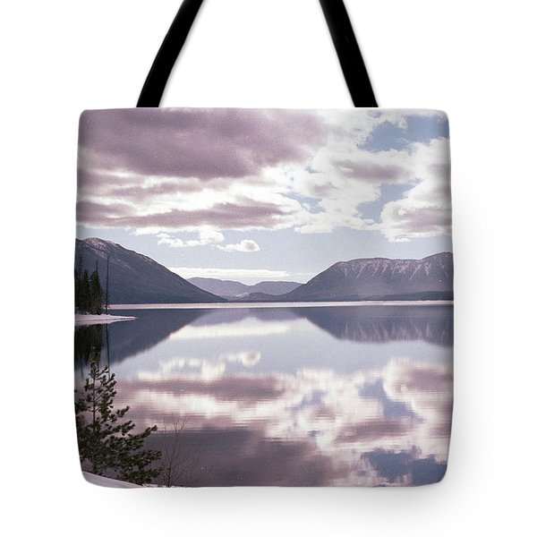 Glacier National Park 6 Tote Bag