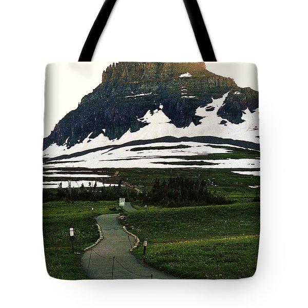 Glacier National Park 8 Tote Bag