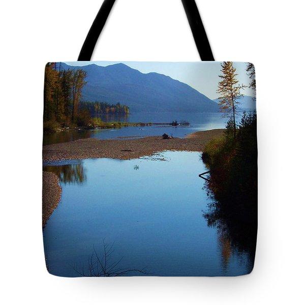 Glacier Park 10 Tote Bag