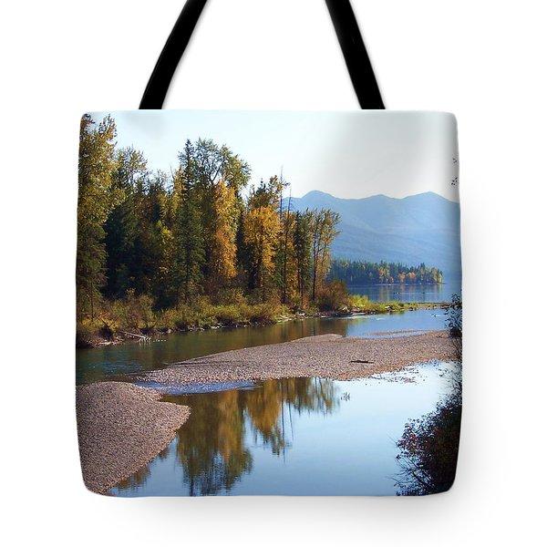 Glacier Park 12 Tote Bag