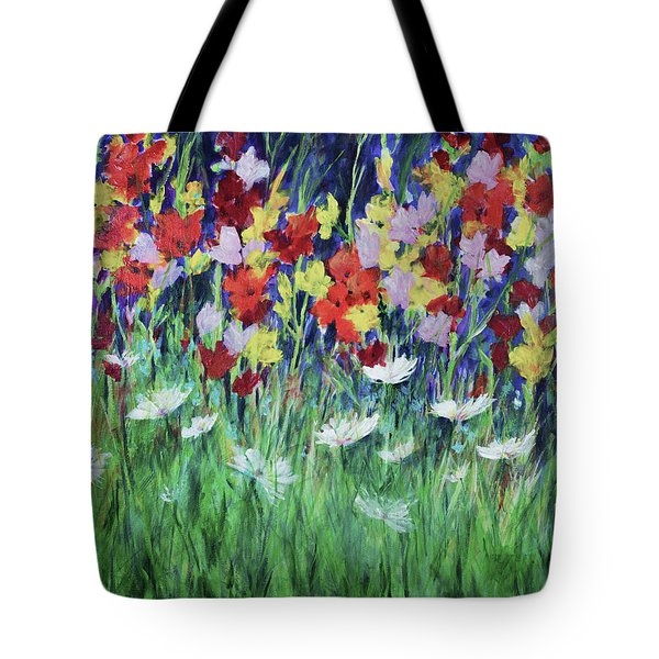 Glad All Over Tote Bag by Lee Beuther