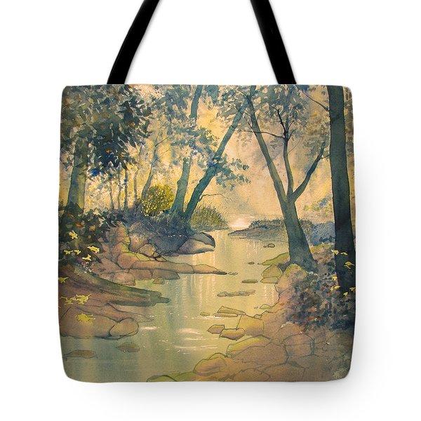 Glade O'green Tote Bag