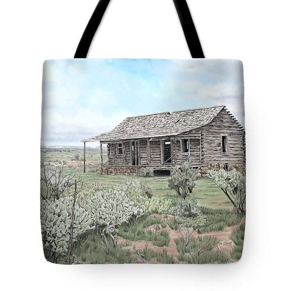 Glade Park Spring Tote Bag