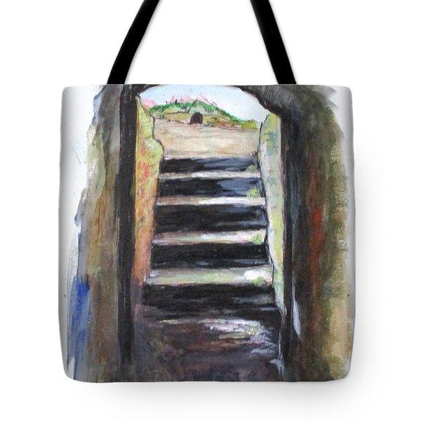 Gladiators Exit Tote Bag