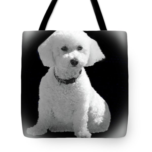 Glamorous Coco Tote Bag by Emmy Marie Vickers