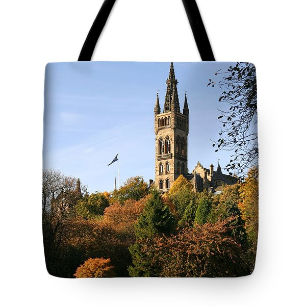 Glasgow University Tote Bag