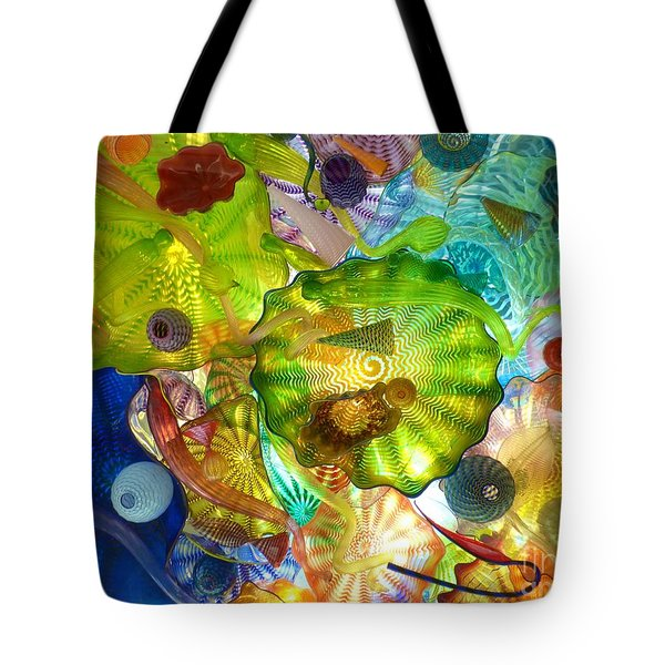 Glass Ceiling 2 Tote Bag