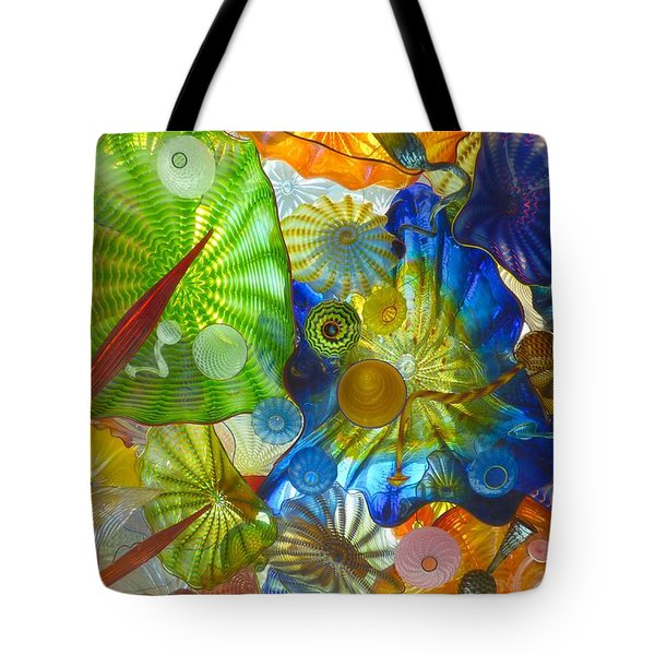 Glass Ceiling 5 Tote Bag