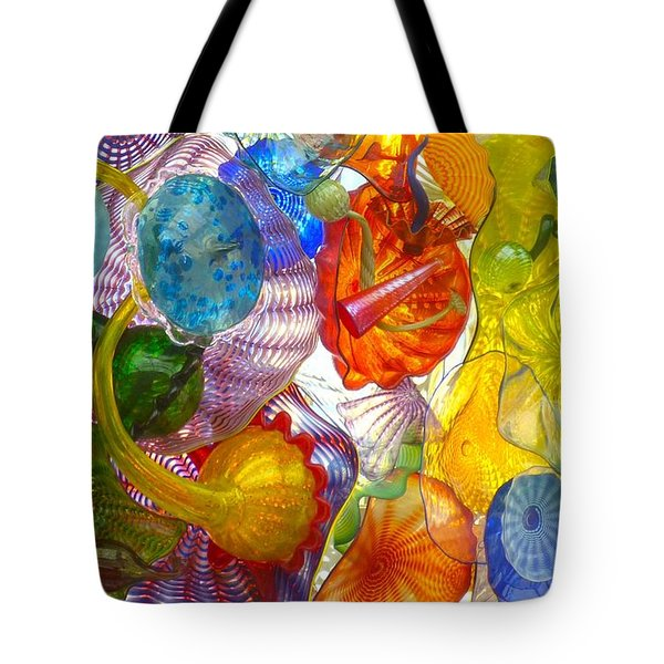 Glass Ceiling 6 Tote Bag