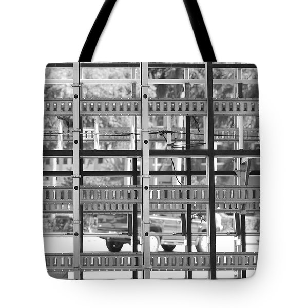 Glass Holders Tote Bag by Rob Hans