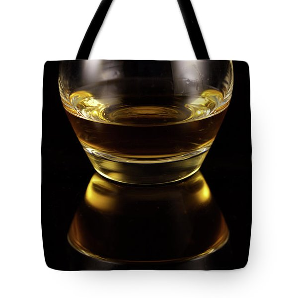 Glass Of Whiskey Tote Bag