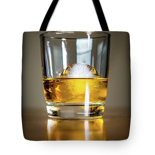 Glass Of Whisky Tote Bag