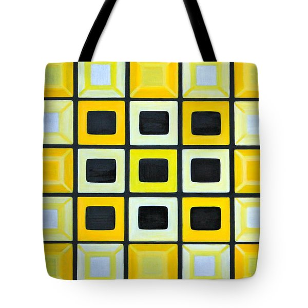 Glass Wall Tote Bag by Lorna Maza