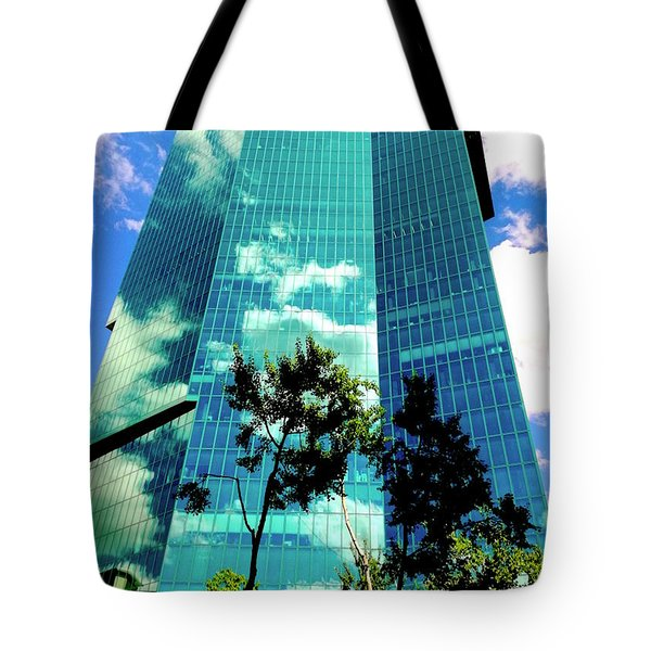 Glassy Lifestyle Tote Bag